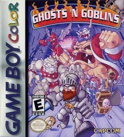 Ghosts 'N Goblins ROM