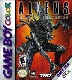 Aliens - Thanatos Encounter ROM