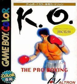 K.O. - The Pro Boxing ROM