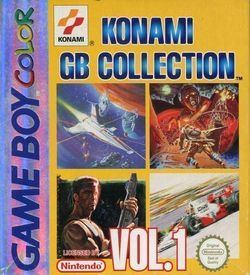 Konami GB Collection Vol.1 ROM