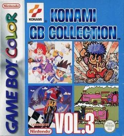Konami GB Collection Vol.3 ROM