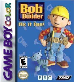 Bob The Builder - Fix It Fun! ROM