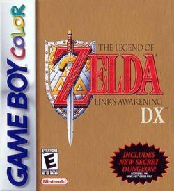Legend Of Zelda, The - Link's Awakening DX ROM