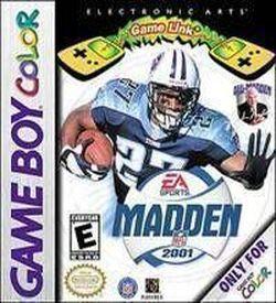Madden NFL 2001 ROM