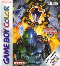 Robot Wars - Metal Mayhem ROM