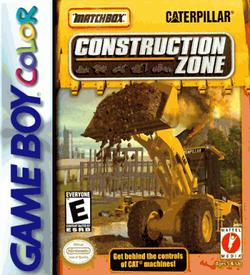 Caterpillar Construction Zone ROM