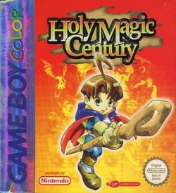 Holy Magic Century (e) ROM