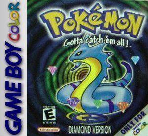Pokemon Diamond V2 (Hack)