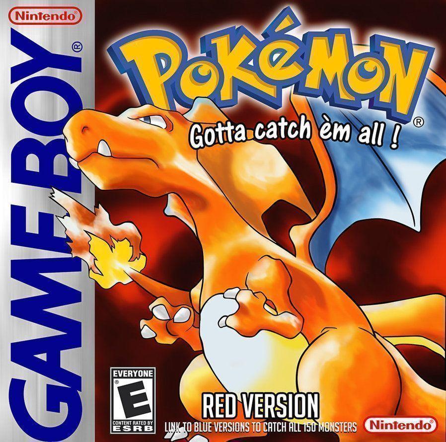 Pokemon - Red Version