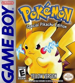 Pokemon - Yellow Version ROM