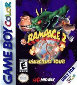 Rampage 2 - Universal Tour ROM