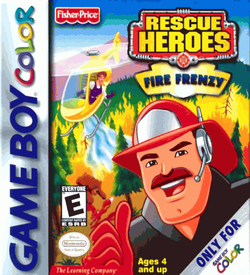 Rescue Heroes - Fire Frenzy ROM