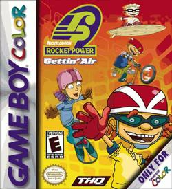 Rocket Power - Gettin' Air ROM