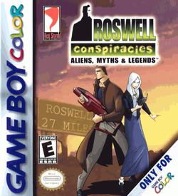 Roswell Conspiracies - Aliens, Myths & Legends ROM