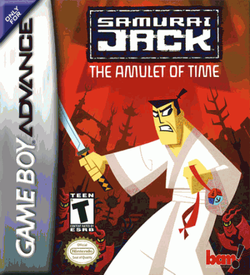 Samurai Kid ROM