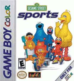 Sesame Street Sports ROM
