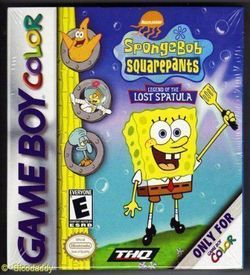 SpongeBob SquarePants - Legend Of The Lost Spatula ROM