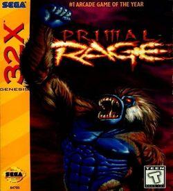 Primal Rage ROM