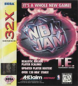 NBA Jam - Tournament Edition ROM