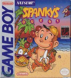 Spanky's Quest ROM
