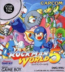Rockman World 5 ROM