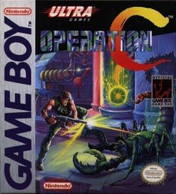 Operation C ROM