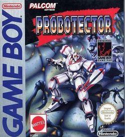 Probotector ROM