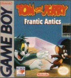 Tom And Jerry - Frantic Antics ROM