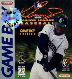 Ken Griffey Jr. Presents Major League Baseball ROM