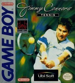 Jimmy Connors Tennis ROM