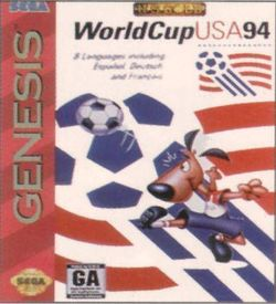 World Cup USA '94 ROM