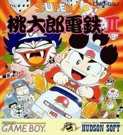 Super Momotarou Dentetsu II ROM