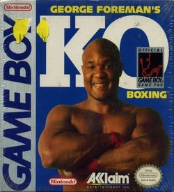 George Foreman's KO Boxing ROM