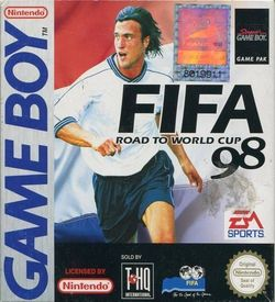 FIFA Soccer '98 - Road To The World Cup ROM