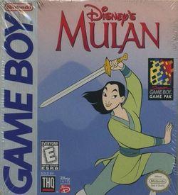 Disney's Mulan ROM