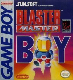 Blaster Master Boy ROM