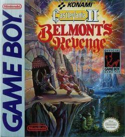Castlevania II - Belmont's Revenge ROM