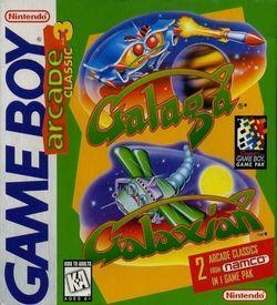 Galaga & Galaxian ROM