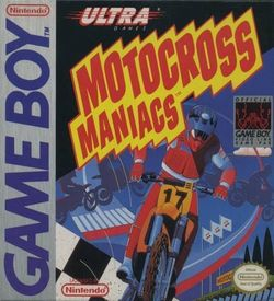 Motocross Maniacs ROM