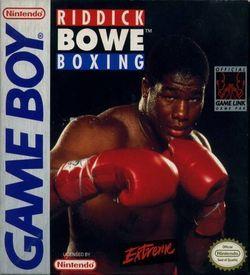 Riddick Bowe Boxing ROM