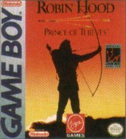 Robin Hood - Prince Of Thieves ROM