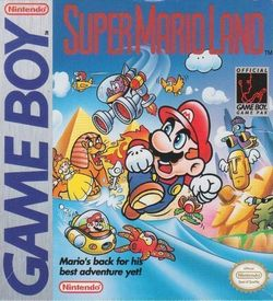 Super Mario Land (JUE) (V1.1) ROM