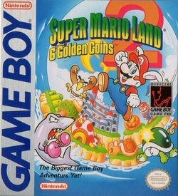 Super Mario Land 2 - 6 Golden Coins (V1.2) ROM