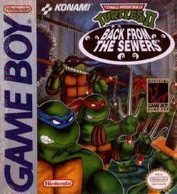 Teenage Mutant Hero Turtles - Back From The Sewers ROM