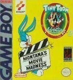 Tiny Toon Adventures 2 - Montana's Movie Madness ROM