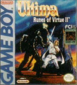 Ultima - Runes Of Virtue II ROM