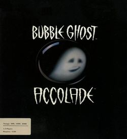 Bubble Ghost ROM