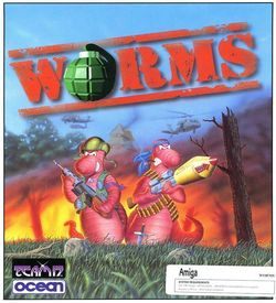 Worms ROM