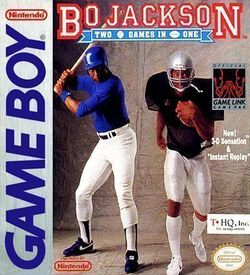 Bo Jackson Hit And Run ROM