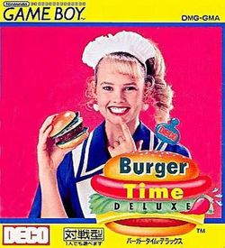 Burger Time Deluxe (JU) ROM